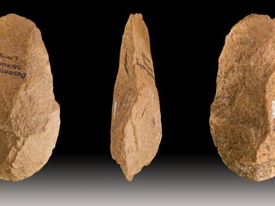 Paleolithic Biface From Stellenbosch