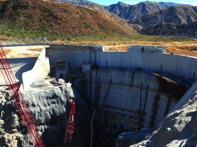 Big Tujunga Dam
