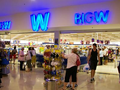 BIG W At The Wagga Marketplace