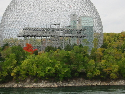 The Montreal Biosphere