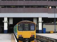 Birmingham Snow Hill Station