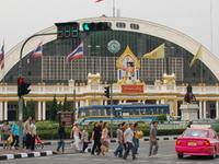 Hua Lamphong estación de tren