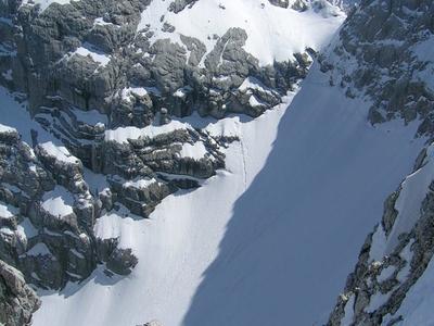 The Blaueis Glacier