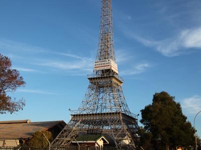 Replica Eiffel Tower
