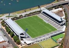 Central Coast Stadium - View