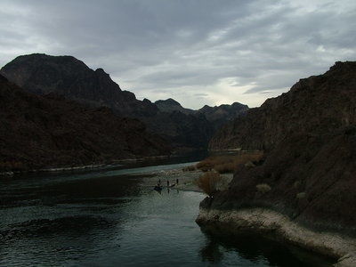 Black Canyon Boating