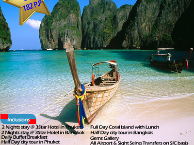 Blisful Thailand