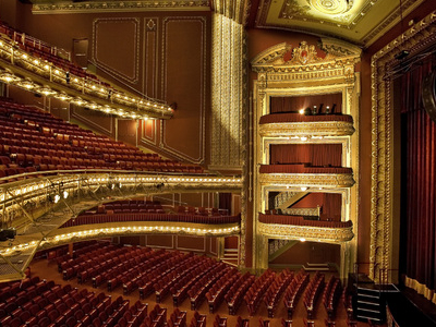 Bank Of America Theatre Auditorium
