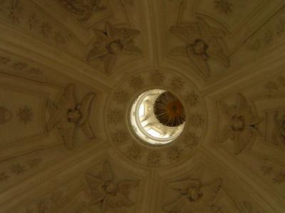 Borromini Sant Ivo Interior