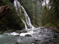 Boulder River Waterfall
