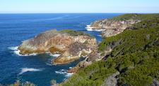 Bournda National Park From Above Kianinny Bay