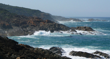 The Southern Coastline