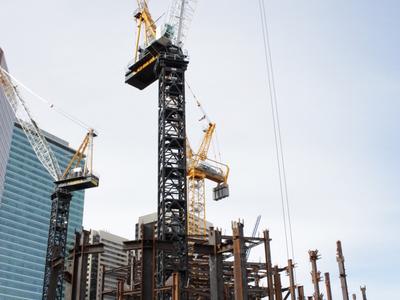 Construction Above Ground Level