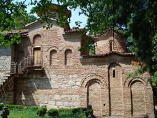 A View Of Boyana Church