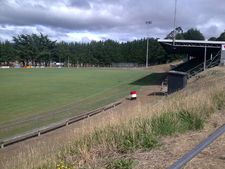 View Of Boyer Oval From The Hepper Stand