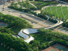 Bp Pedestrian Bridge