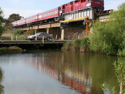 Breakwater  Bridge  Geelong