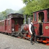 Brecon Mountain Railway Train