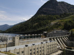 Brilliant Dam