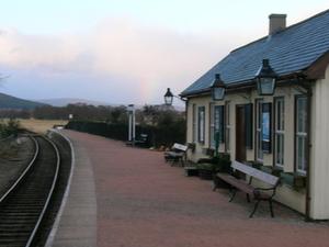 Cairngorms Ferrocarril