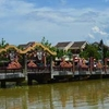 Bridge Over Thu Bon