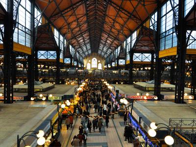 Great Market Hall Inside