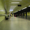 Ujpest Kozpont Metro Station