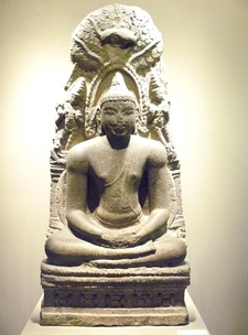 Sculpture Of The Buddha