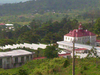 Buea From The Foot Of Mount Cameroon