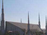 Buenos Aires Argentina Templo