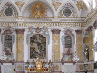 High Altar Upper Church