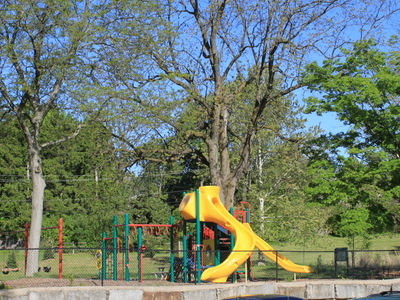 Buhr  Park  Children Playground