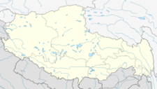 Burang Is Located In Tibet