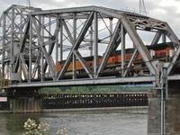 Burlington Northern Railroad Bridge 9.6