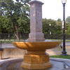 Butt Millet Memorial Fountain Presidents Park