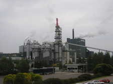 A Pulp Mill Factory