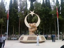 Martyrs Monument Iskenderun