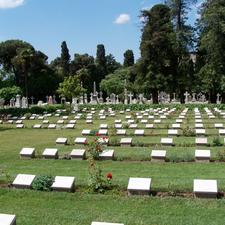 Military Graves At Haydarpaşa Cemetery