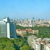 View Of Taksim Park