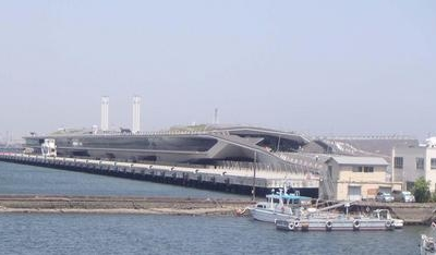 Osanbashi Main Pier