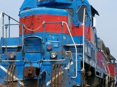 A Shortline Railroad In Chesapeake.