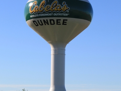 Cabela  2 7s  Water  Tower  Dundee