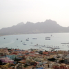 View Of Downtown Mindelo
