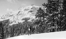 Cache Creek Trail - Yellowstone - USA