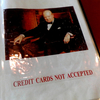Cafe Churchill Policy