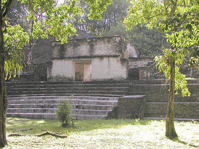 Cahal Pech - Cayo District - Belize