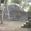 Cahal Pech Courtyard - Cayo District - Belize