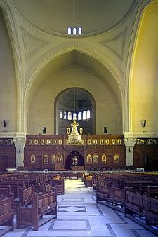 Cairo Abbasiya Mark Inside