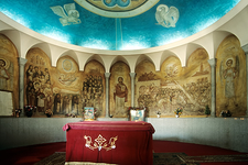 Cairo Abbasiya Mark Shrine