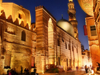 Cairo  Egypt  Abd El Moez Street